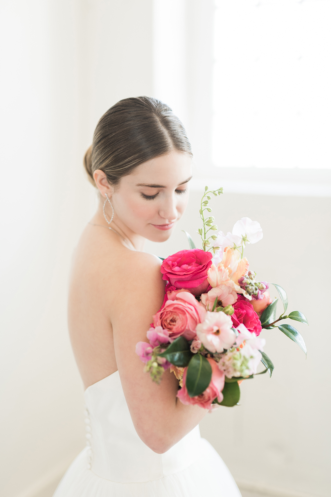 Floral-filled Indoor Garden Wedding Inspiration – Cristy Angulo Photography 12