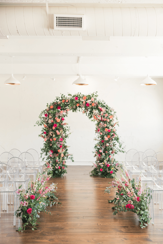 Floral-filled Indoor Garden Wedding Inspiration – Cristy Angulo Photography 19