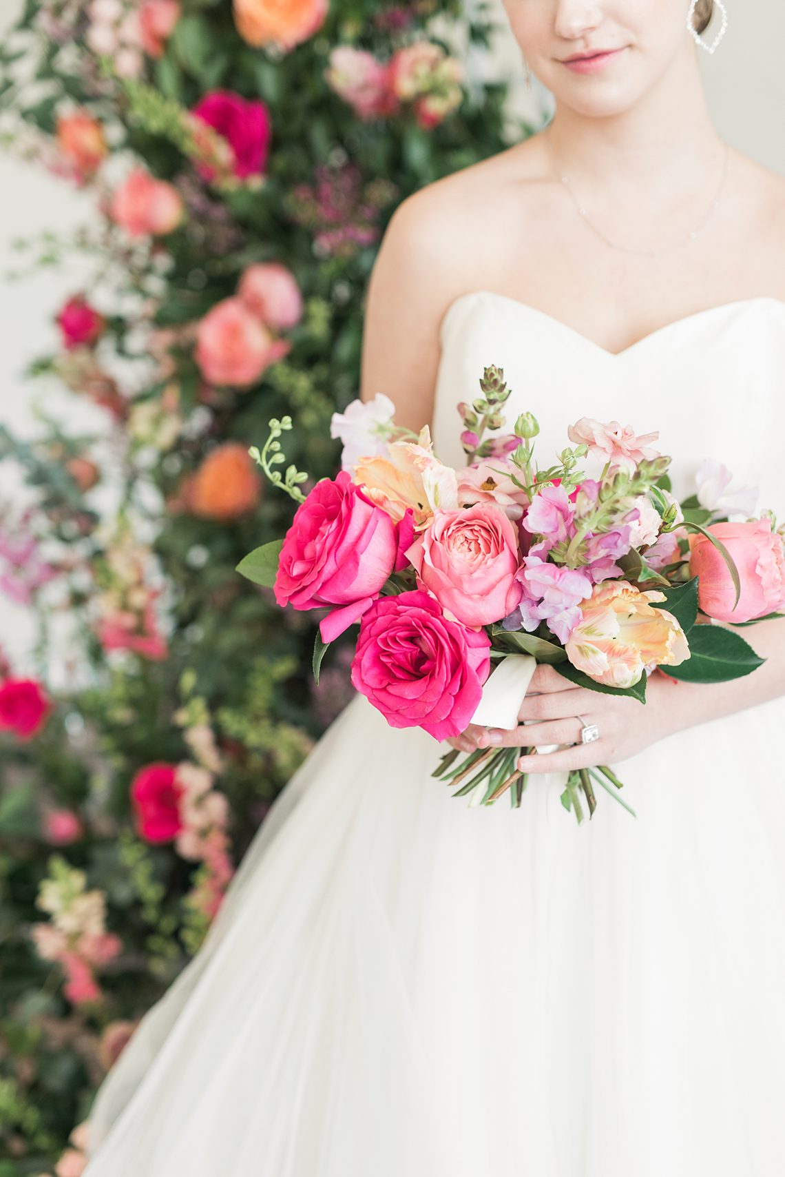 Floral-filled Indoor Garden Wedding Inspiration – Cristy Angulo Photography 22