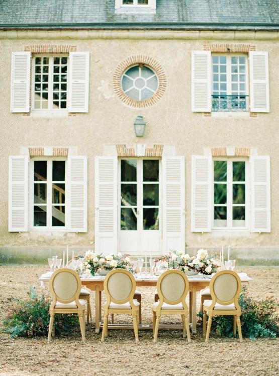 Gorgeous French Chateau de Bouthonvilliers Wedding Inspiration – Wike Zijlstra Photography 52