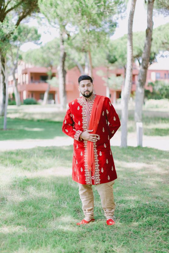Hindu Destination Wedding in Portugal – Portugal Wedding Photographer 33