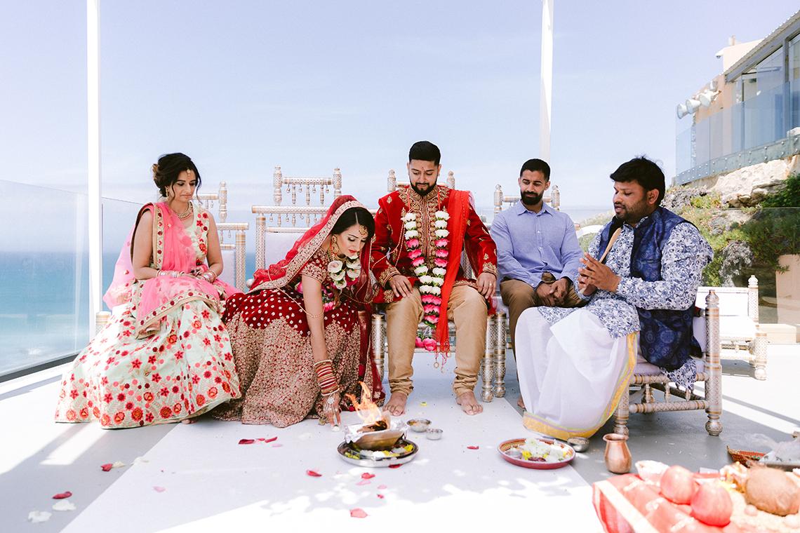 Hindu Destination Wedding in Portugal – Portugal Wedding Photographer 4