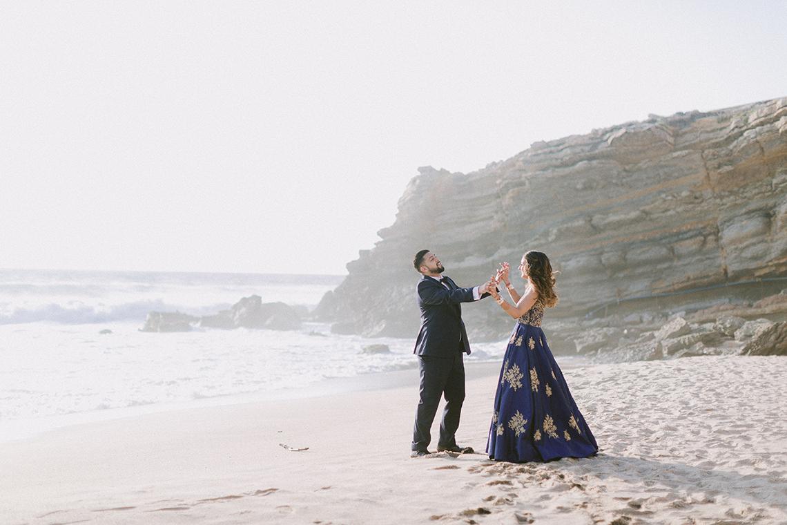 Hindu Destination Wedding in Portugal – Portugal Wedding Photographer 6