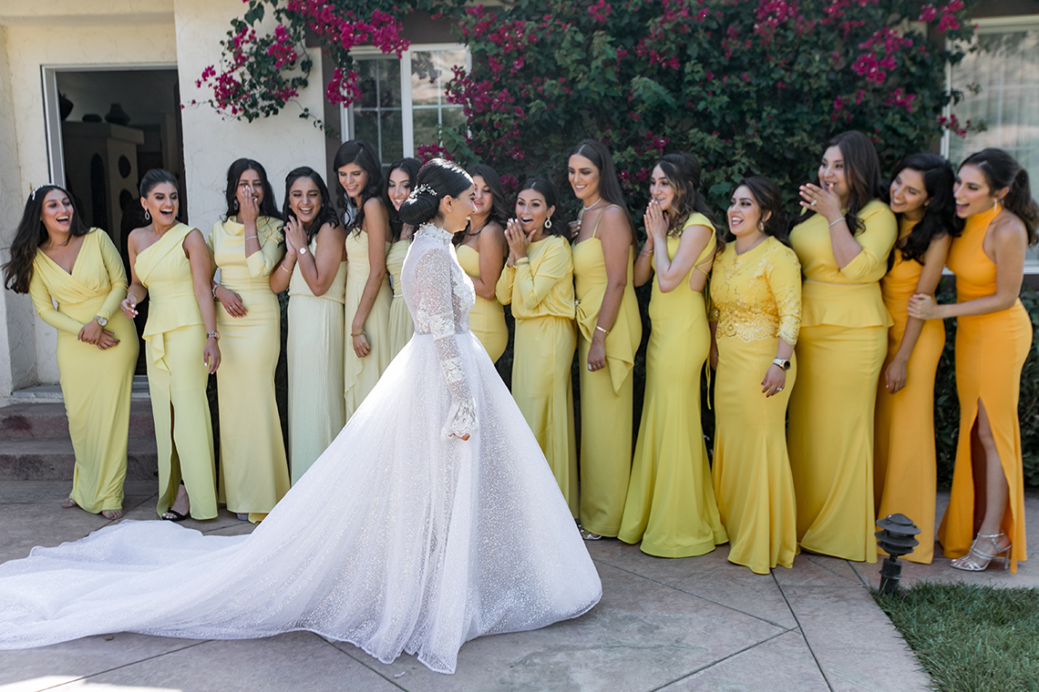 Luxurious Hummingbird Nest Ranch Jewish Wedding – Katie Beverly 22