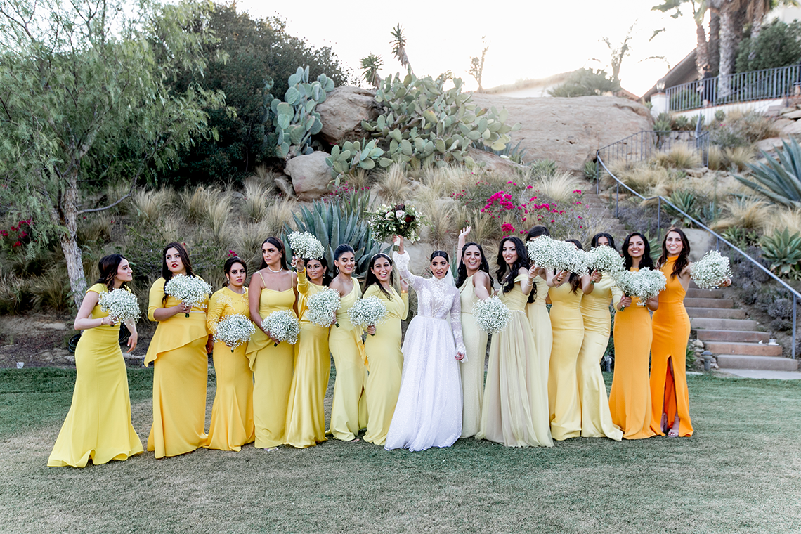 Luxurious Hummingbird Nest Ranch Jewish Wedding – Katie Beverly 24