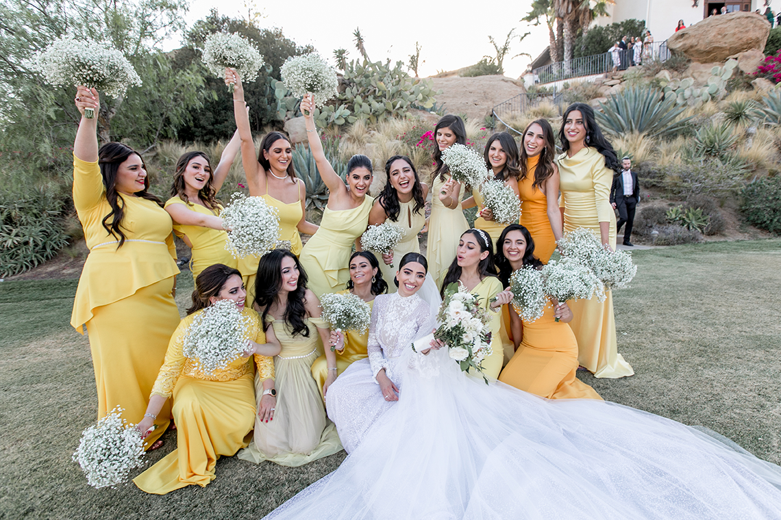Luxurious Hummingbird Nest Ranch Jewish Wedding – Katie Beverly 26