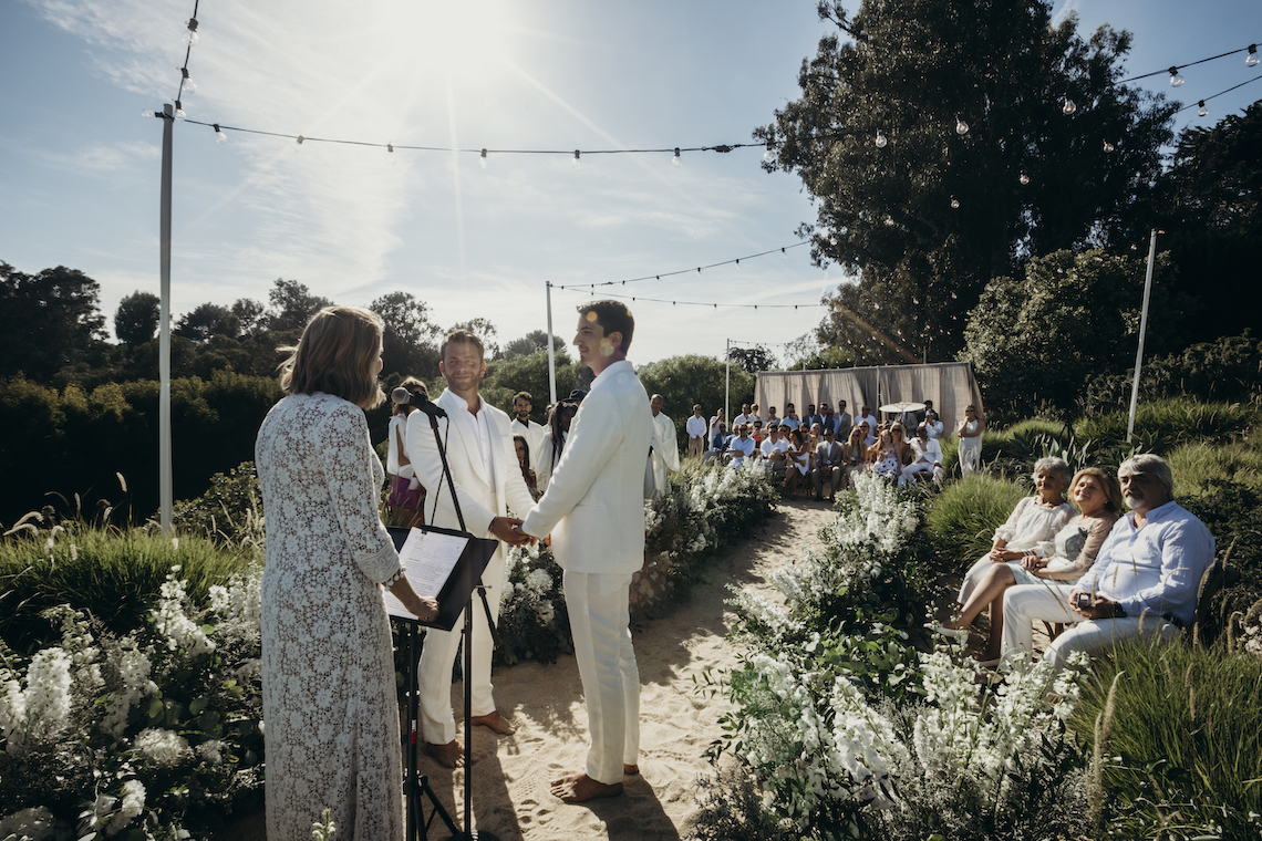 Malibu Same Sex Wedding – Robert Michael Films – Ati Boldog Photography 2