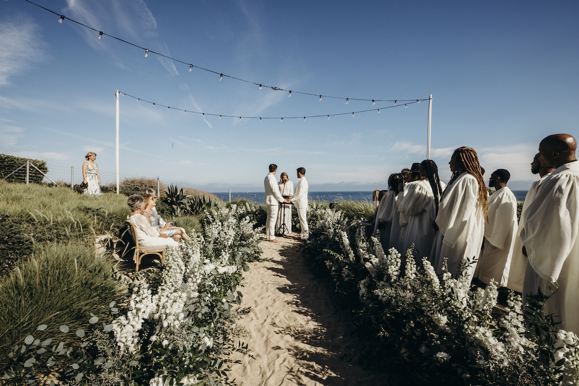 Malibu Same Sex Wedding – Robert Michael Films – Ati Boldog Photography 4