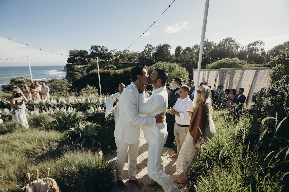 Malibu Same Sex Wedding – Robert Michael Films – Ati Boldog Photography 5