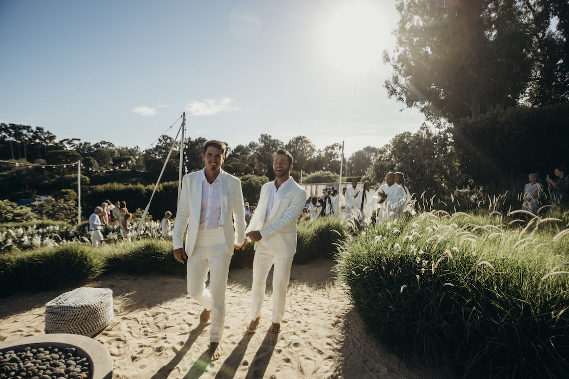 Malibu Same Sex Wedding – Robert Michael Films – Ati Boldog Photography 6