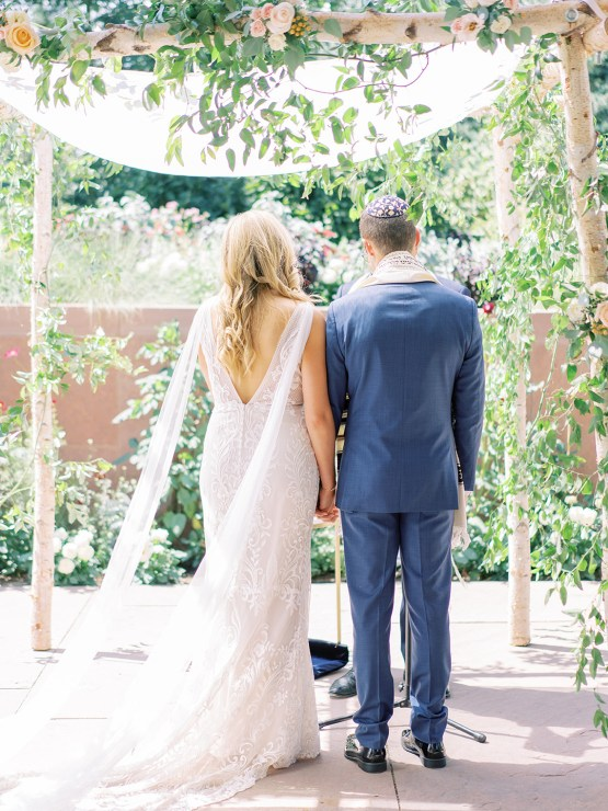 Pretty Denver Botanic Gardens Wedding – Decorus Fine Art Photography 24