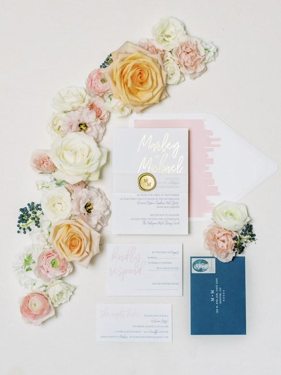 Pretty Denver Botanic Gardens Wedding – Decorus Fine Art Photography 35