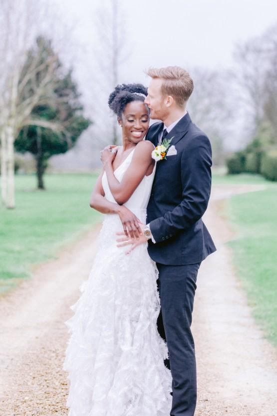Rustic UK Barn Wedding Inspiration – Elsie Love Photography – Kimberley Rose Designs 11
