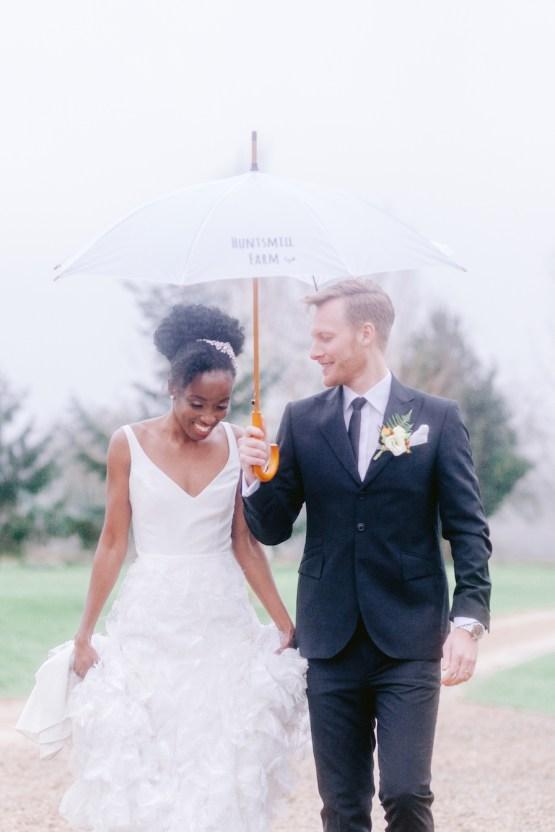 Rustic UK Barn Wedding Inspiration – Elsie Love Photography – Kimberley Rose Designs 12