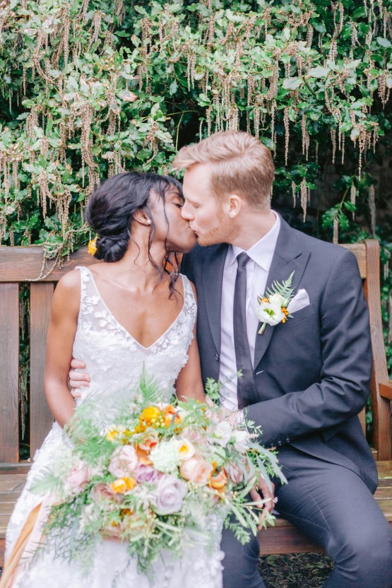 Rustic UK Barn Wedding Inspiration – Elsie Love Photography – Kimberley Rose Designs 14