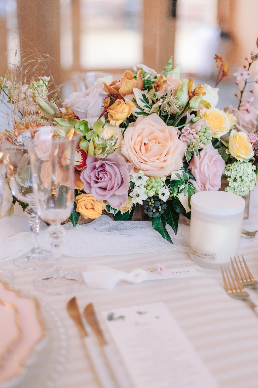 Rustic UK Barn Wedding Inspiration – Elsie Love Photography – Kimberley Rose Designs 17