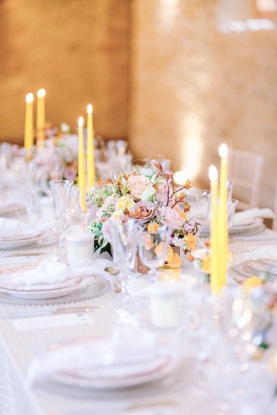 Rustic UK Barn Wedding Inspiration – Elsie Love Photography – Kimberley Rose Designs 20