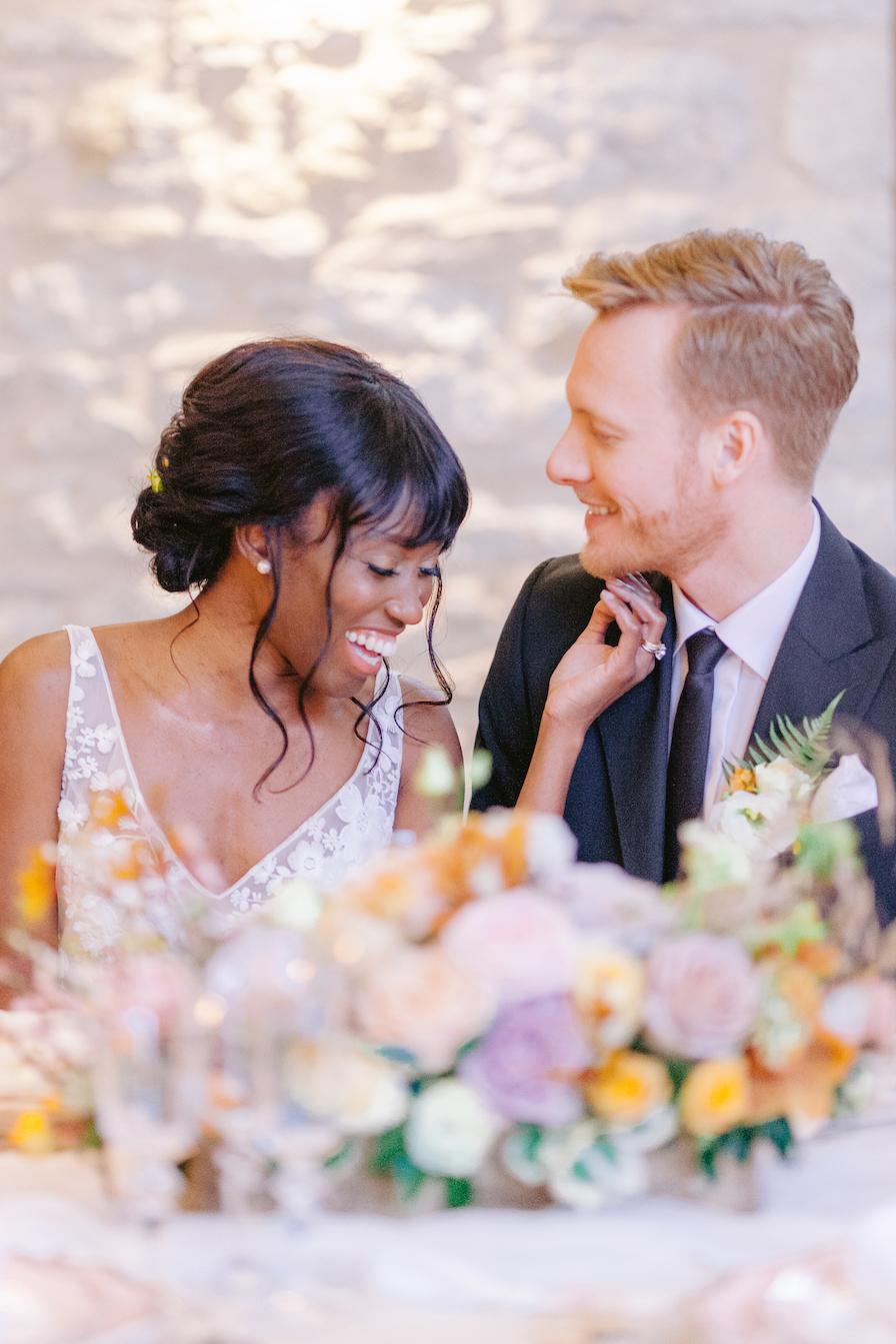Rustic UK Barn Wedding Inspiration – Elsie Love Photography – Kimberley Rose Designs 22