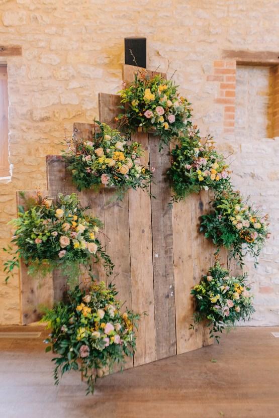 Rustic UK Barn Wedding Inspiration – Elsie Love Photography – Kimberley Rose Designs 31