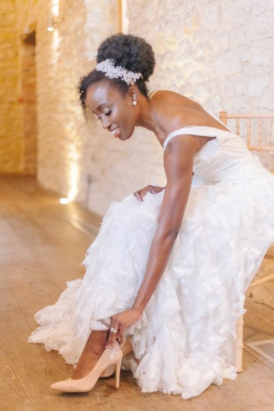 Rustic UK Barn Wedding Inspiration – Elsie Love Photography – Kimberley Rose Designs 38