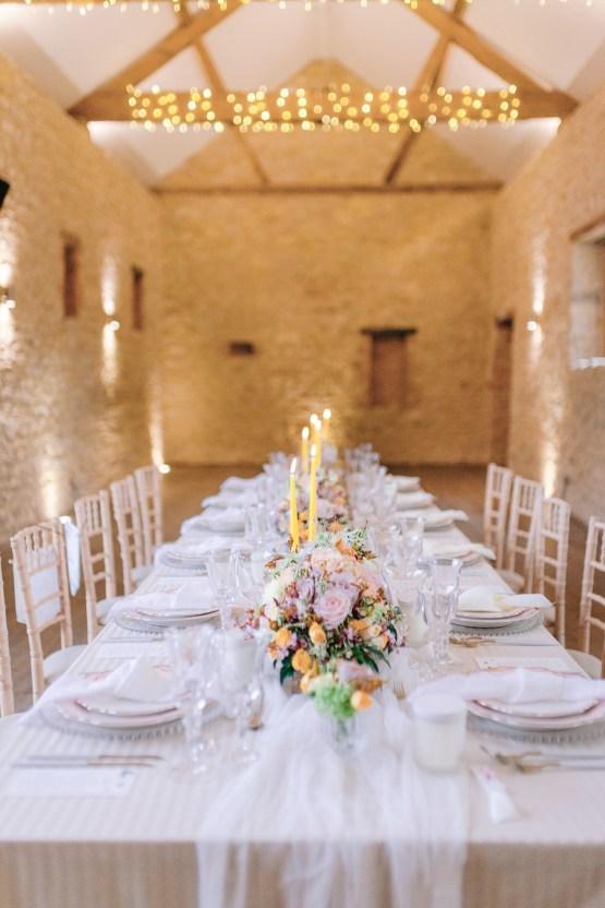Rustic UK Barn Wedding Inspiration – Elsie Love Photography – Kimberley Rose Designs 44