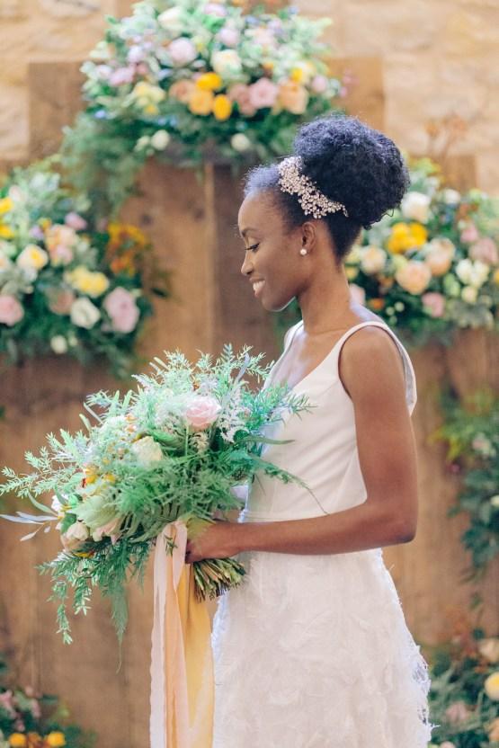 Rustic UK Barn Wedding Inspiration – Elsie Love Photography – Kimberley Rose Designs 46