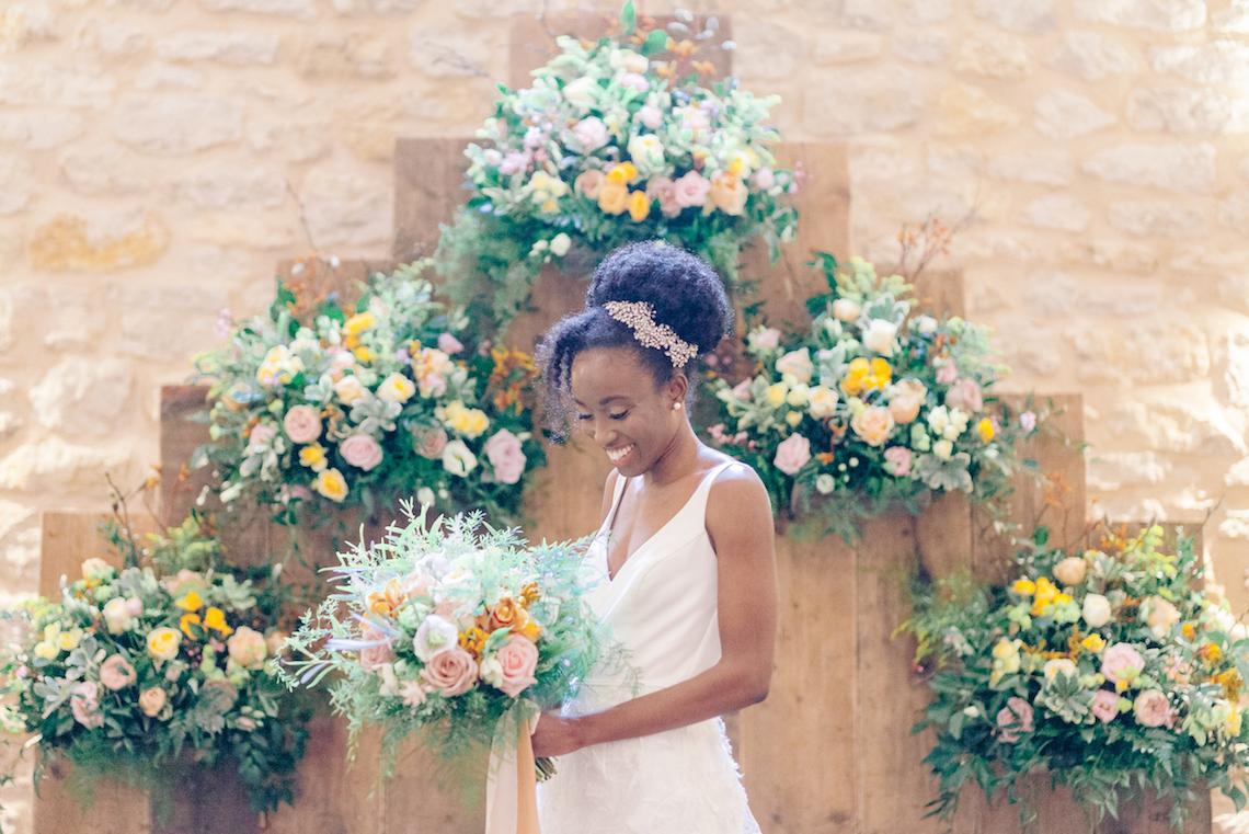 Rustic UK Barn Wedding Inspiration – Elsie Love Photography – Kimberley Rose Designs 50