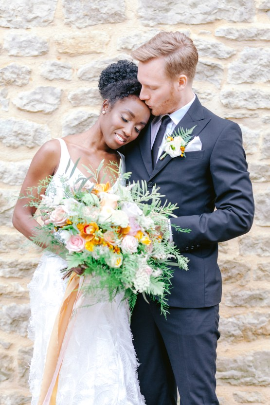Rustic UK Barn Wedding Inspiration – Elsie Love Photography – Kimberley Rose Designs 8