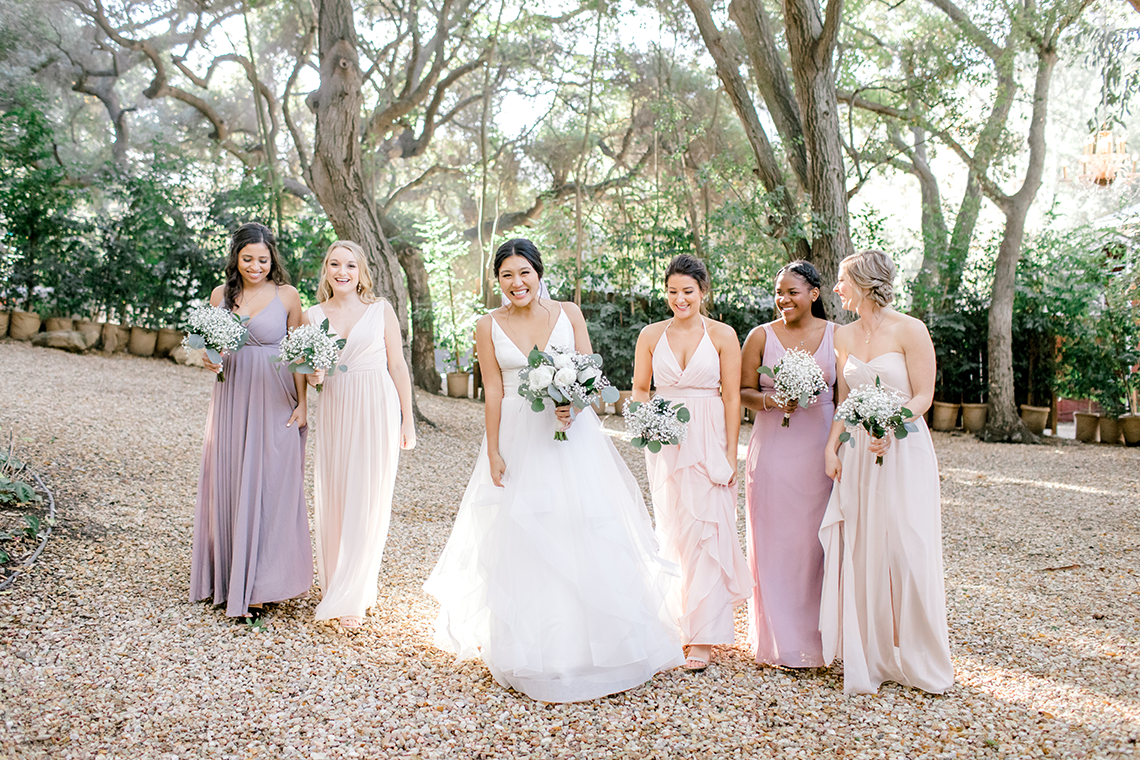 Rustic and Ethereal Calamigos Forest Wedding – Tracy Rinehart 1