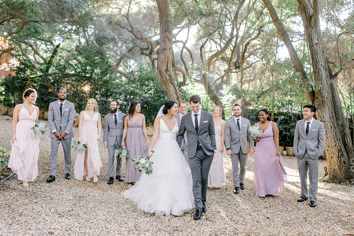 Rustic and Ethereal Calamigos Forest Wedding – Tracy Rinehart 2