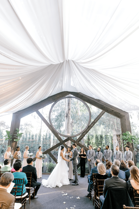 Rustic and Ethereal Calamigos Forest Wedding – Tracy Rinehart 20