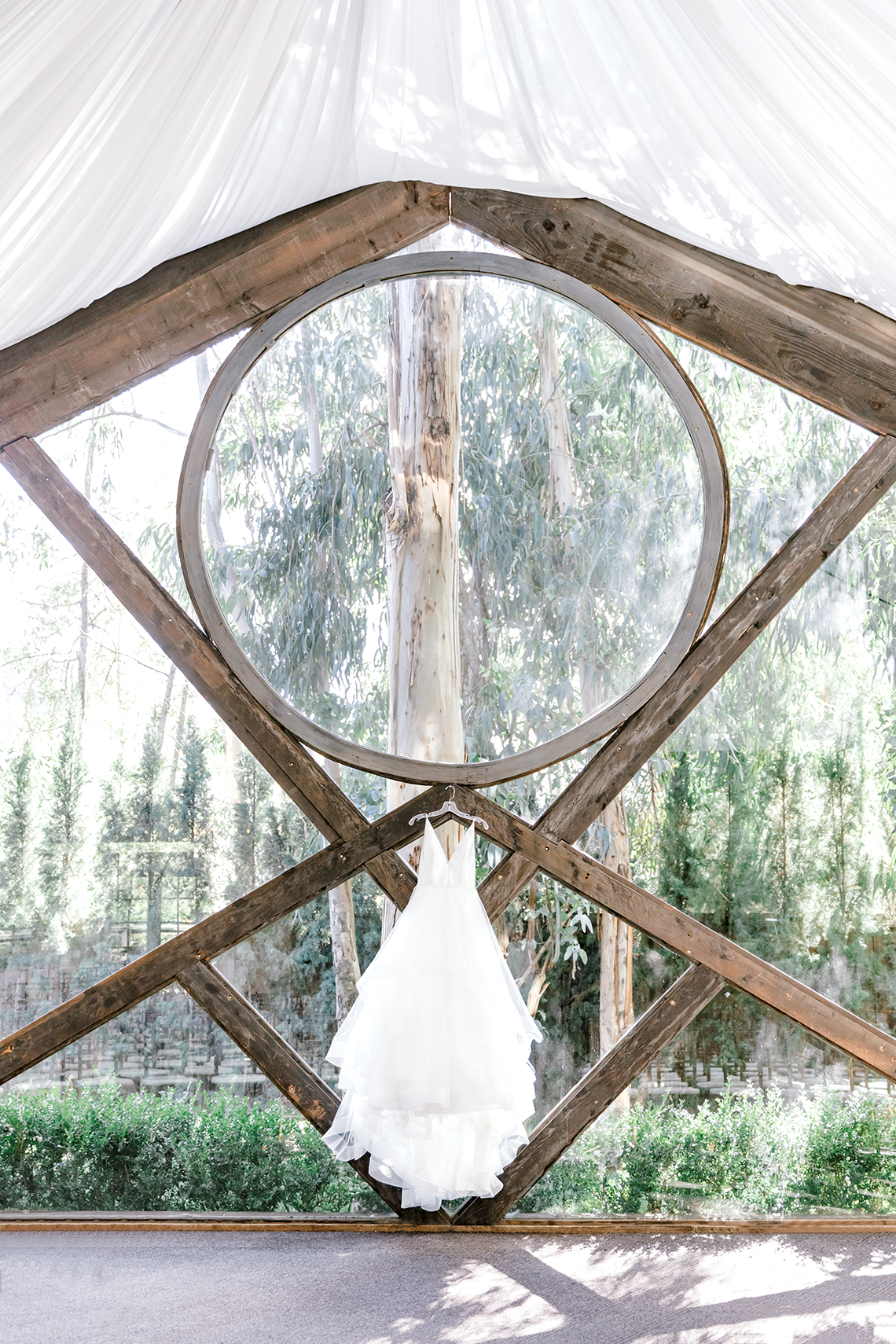 Rustic and Ethereal Calamigos Forest Wedding – Tracy Rinehart 21