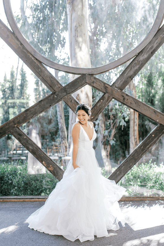 Rustic and Ethereal Calamigos Forest Wedding – Tracy Rinehart 25