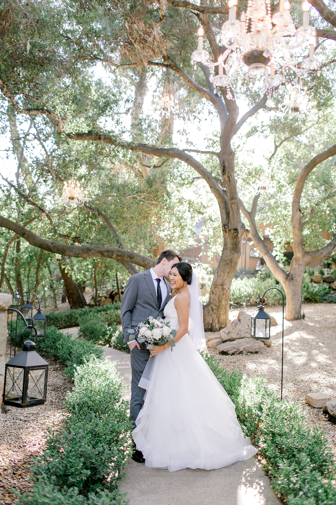 Rustic and Ethereal Calamigos Forest Wedding – Tracy Rinehart 37