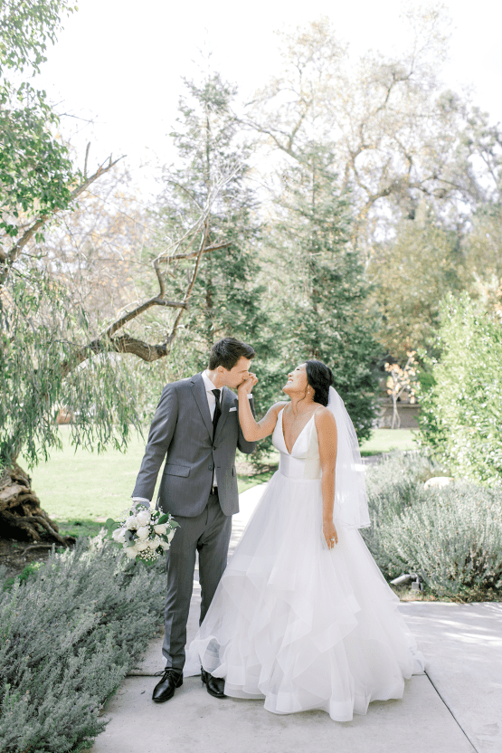 Rustic and Ethereal Calamigos Forest Wedding – Tracy Rinehart 39