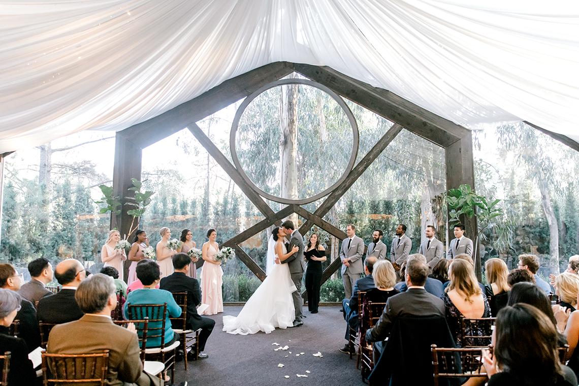 Rustic and Ethereal Calamigos Forest Wedding – Tracy Rinehart 4