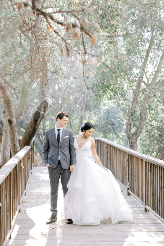 Rustic and Ethereal Calamigos Forest Wedding – Tracy Rinehart 42