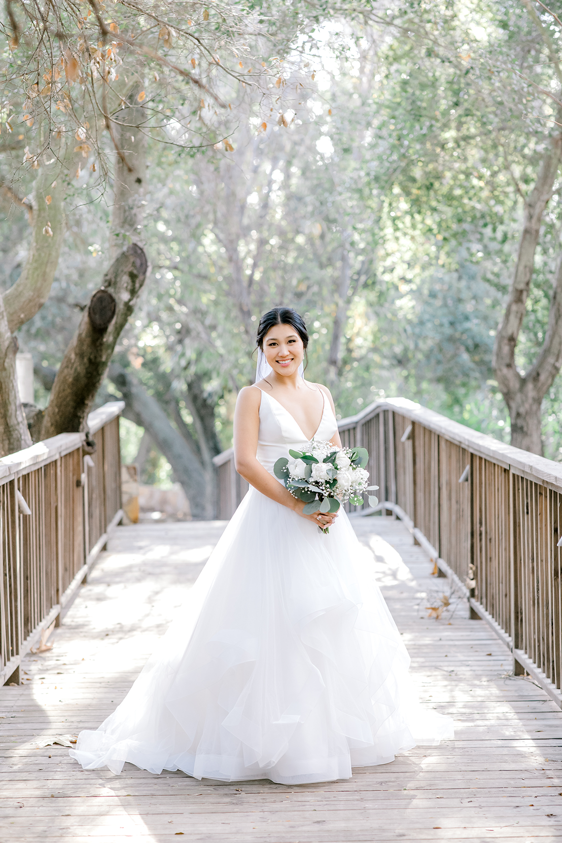 Rustic and Ethereal Calamigos Forest Wedding – Tracy Rinehart 44