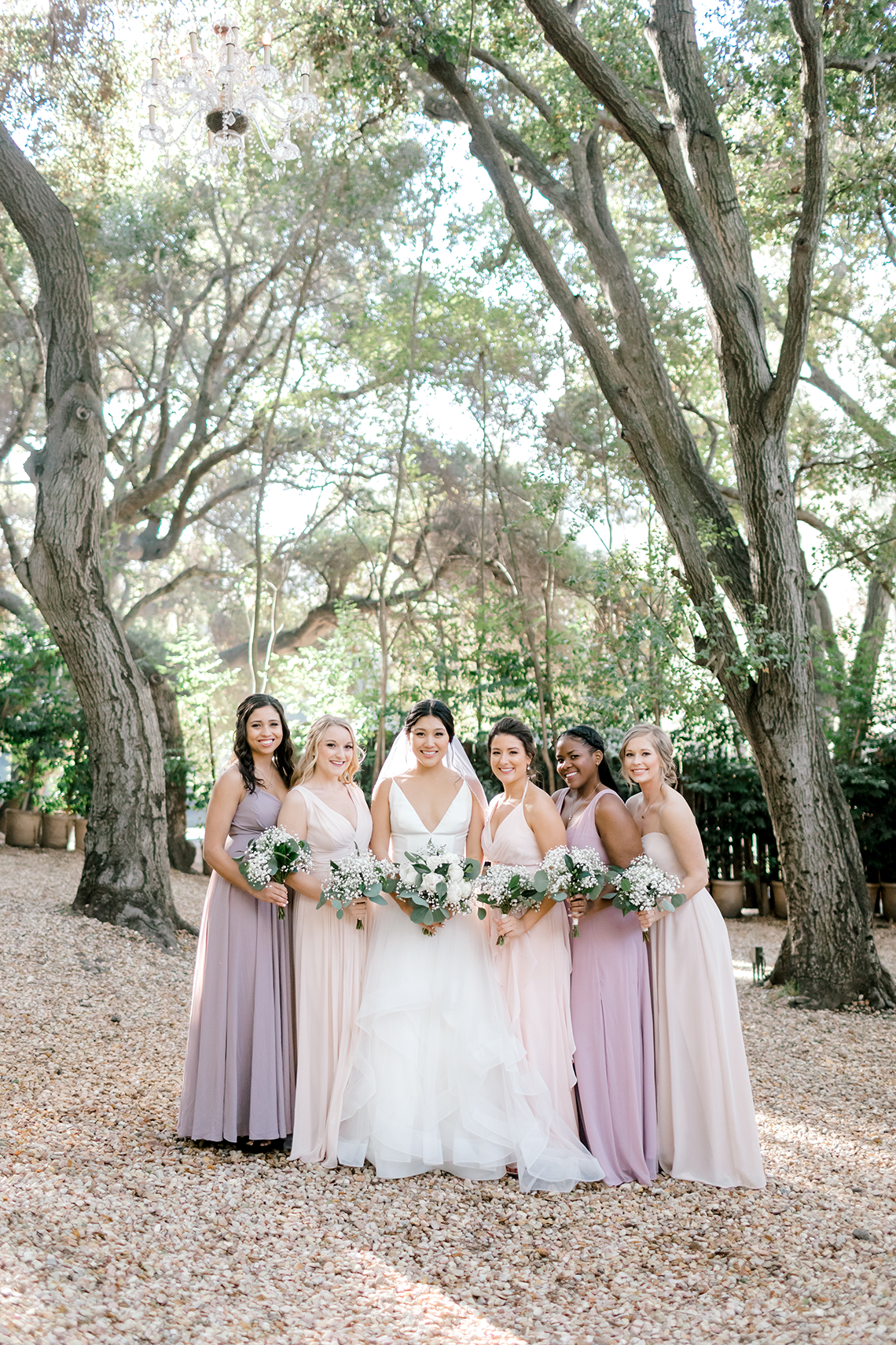 Rustic and Ethereal Calamigos Forest Wedding – Tracy Rinehart 7
