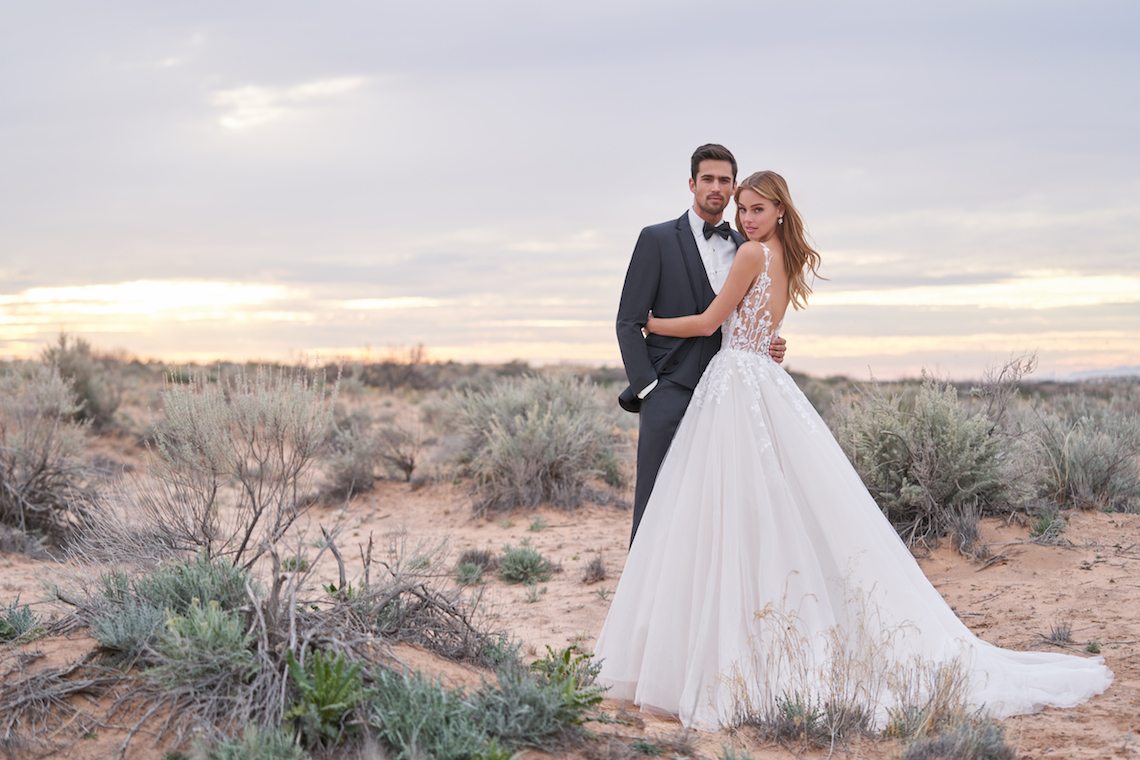Wedding Postponement Guide – Gorgeous Allure Bridals Wedding Dresses for Your Bridal Photoshoot – 3358-AD2