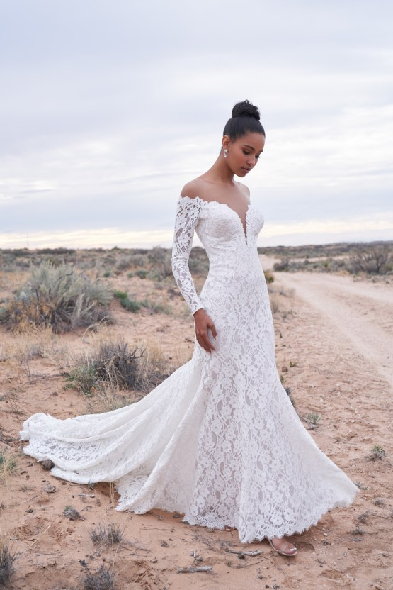 Wedding Postponement Guide – Gorgeous Allure Bridals Wedding Dresses for Your Bridal Photoshoot – 3366-AD2
