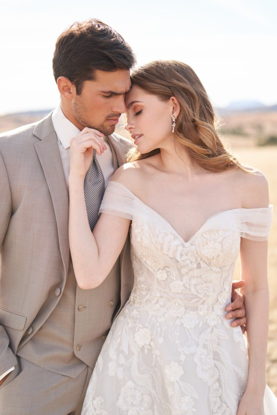 Wedding Postponement Guide – Gorgeous Allure Bridals Wedding Dresses for Your Bridal Photoshoot – 3369-AD1
