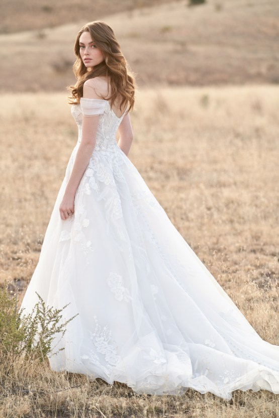 Wedding Postponement Guide – Gorgeous Allure Bridals Wedding Dresses for Your Bridal Photoshoot – 3369-AD4