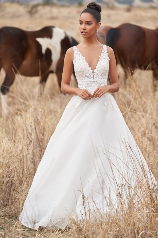 Wedding Postponement Guide – Gorgeous Allure Bridals Wedding Dresses for Your Bridal Photoshoot – 9752-AD1