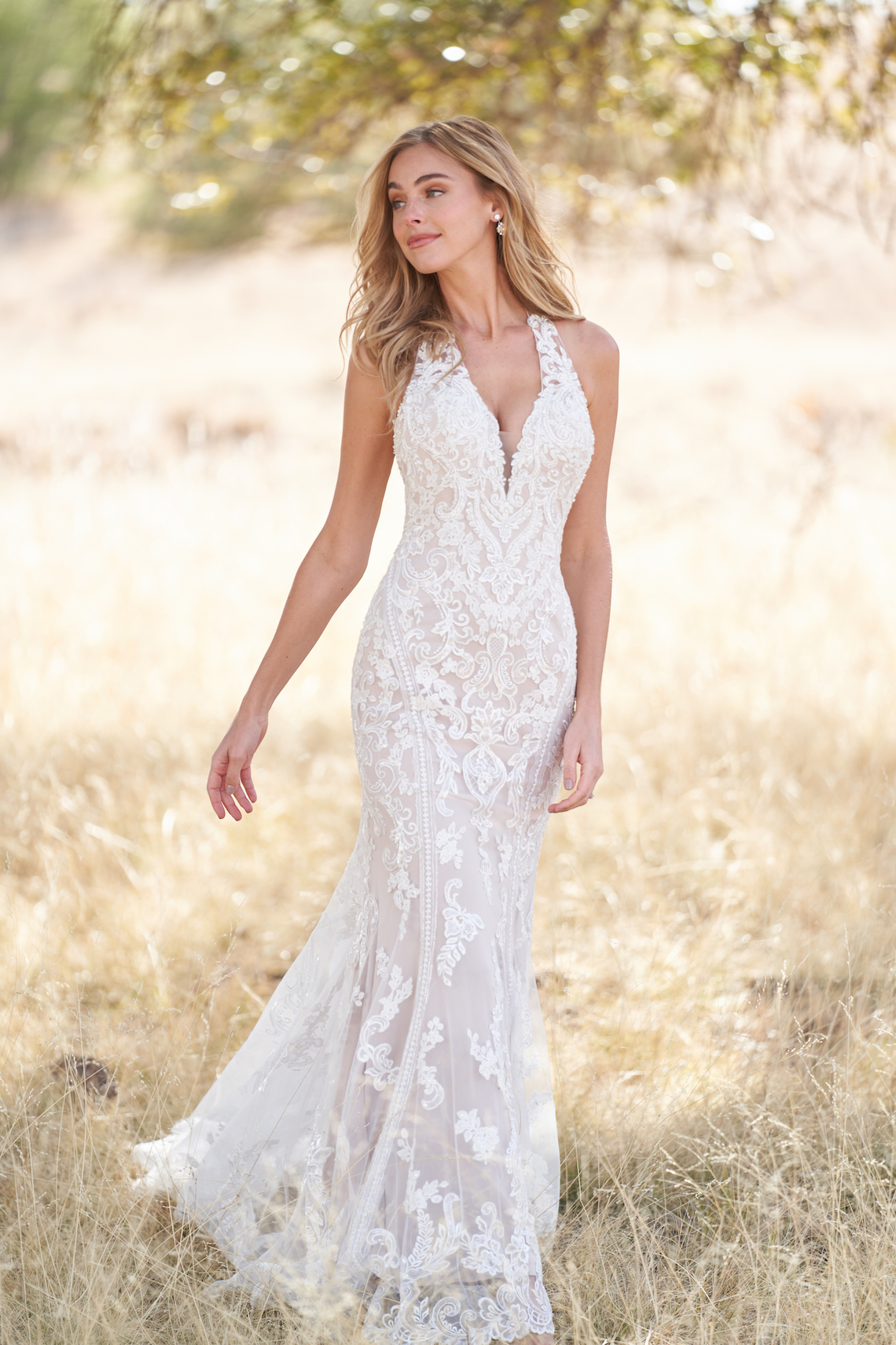 Wedding Postponement Guide – Gorgeous Allure Bridals Wedding Dresses for Your Bridal Photoshoot – 9771-AD3