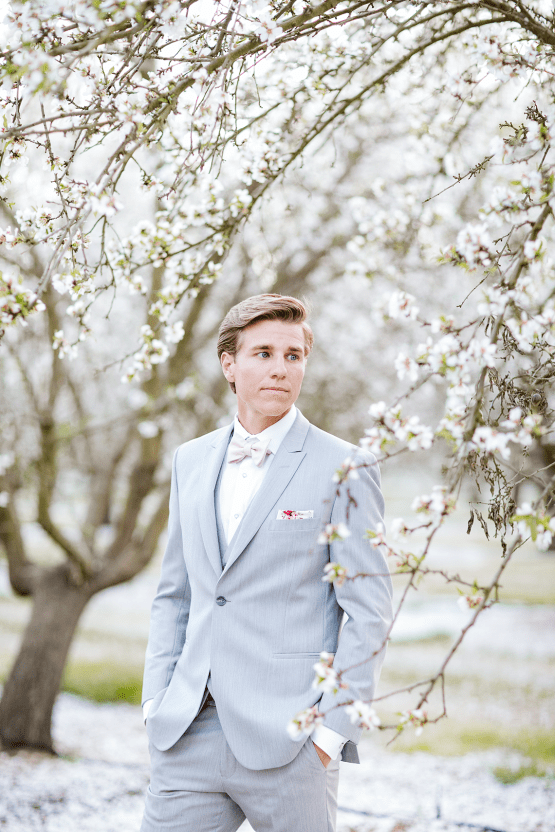 Whimsical Almond Orchard Blossom Wedding Inspiration – Playful Soul Photography 28