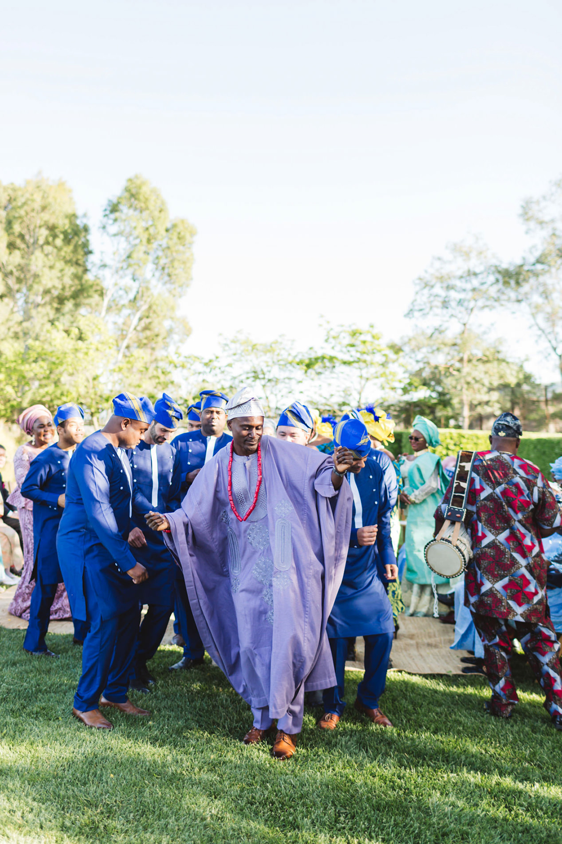 Colorful and Joyous Japanese and Nigerian Multicultural Wedding – Zoe Larkin Photography 16
