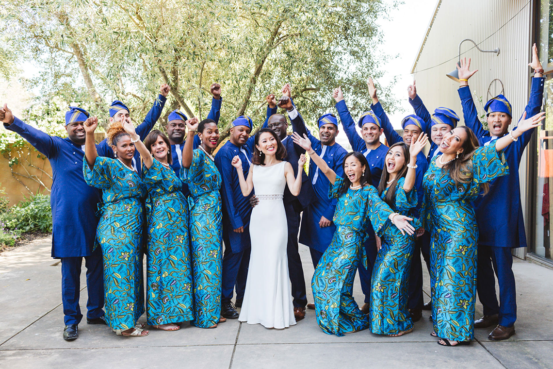 Colorful and Joyous Japanese and Nigerian Multicultural Wedding – Zoe Larkin Photography 32