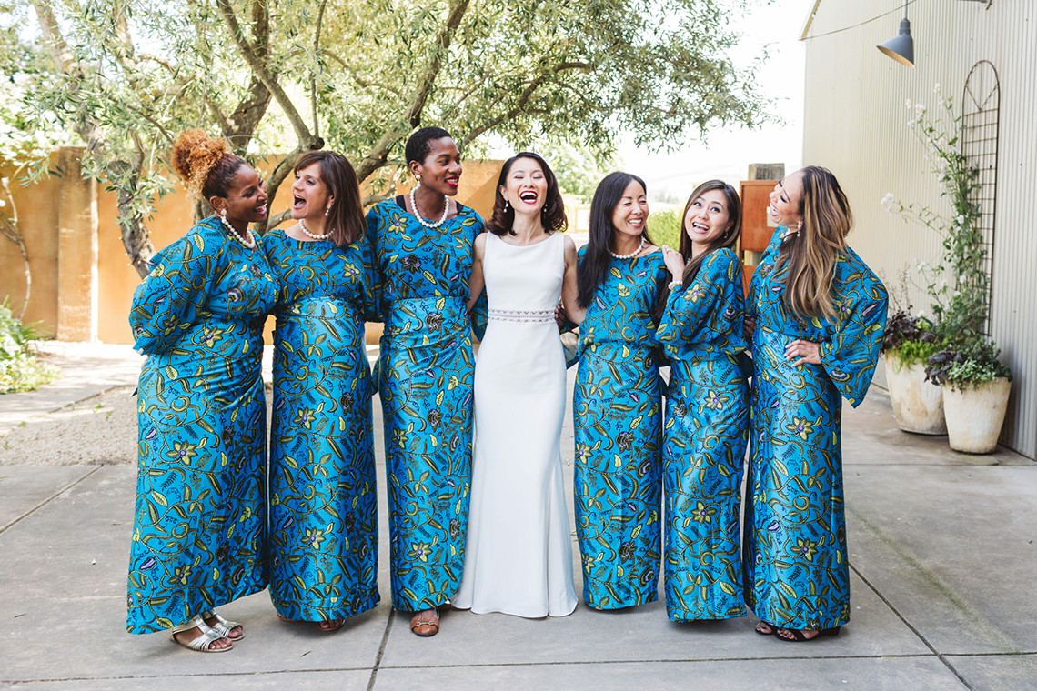 Colorful and Joyous Japanese and Nigerian Multicultural Wedding – Zoe Larkin Photography 33