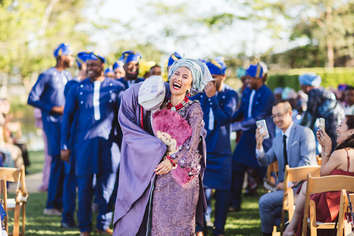 Colorful and Joyous Japanese and Nigerian Multicultural Wedding – Zoe Larkin Photography 39